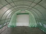 Solar de gradina 4x10 m, 40 mp, teava galvanizata