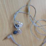 Casti Casca In Ear Telefon Mp3 Profesionale Shure SE215 SE 215 - izolare fonica, Casti In Ear, Cu fir, Mufa 3,5mm