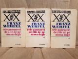 CELE PATRUZECI DE ZILE DE PE MUSA DAGH-FRANZ WERFEL (3 VOL)