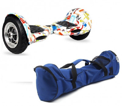 Hoverboard Extreme Balance Graffiti off road 10 inch foto