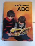 Mon premier ABC, 1957 -carte pentru copii, limba franceza