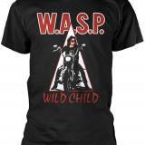Tricou W.A.S.P.: Wild Child