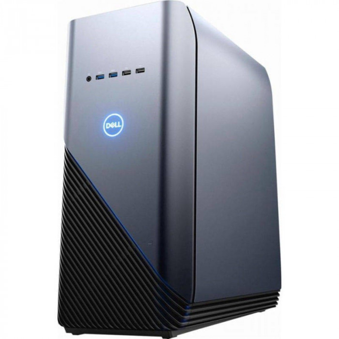 Sistem desktop Dell Inspiron 5680 MT Intel Core i5-8400 8GB DDR4 1TB HDD 128GB SSD nVidia GeForce GTX 1060 6GB Windows 10 Pro