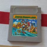 Joc Consola Nintendo Gameboy Game Boy  Super Marioland Mario