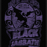 Patch Black Sabbath: Lord Of This World