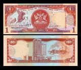 Trinidad and Tobago 2002 - 1 dollar UNC