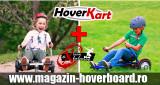 Hoverkart Extreme Balance reglabil pentru hoverboard cu roti de 6.5 inch si 8 inch.