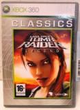 Tomb Raider Legend, xbox360, original, alte sute de jocuri!, Actiune, 18+, Single player