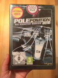 Joc computer PC CD-ROM, in germana, PolePosition, Der Rennsport Manager 2010