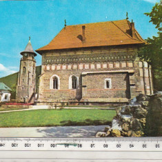 bnk cp Piatra Neamt - Biserica si Turnul lui Stefan cel Mare - circulata