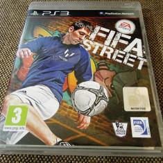 Joc Fifa Street, PS3, original, alte sute de jocuri!, Sporturi, 3+, Multiplayer, Ea Sports