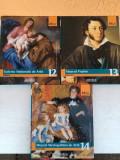 Lot 3 ablume pictura din colectia Adevarul Biblioteca de arta, Nr. 12, 13, 14