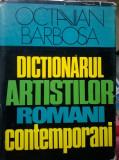 Octavian Barbosa – Dictionarul artistilor romani contemporani