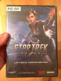 Joc computer PC DVD ROM, in germana, Star Trek Online Limited Edition, sigilat