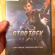 Joc computer PC DVD ROM, in germana, Star Trek Online Limited Edition, sigilat