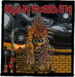 Patch Iron Maiden: Iron Maiden