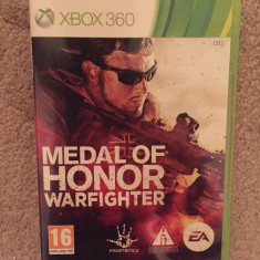 Medal of Honor Warfighter, XBOX360, original!, Actiune, 18+, Single player