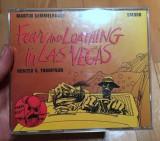 Carte Audio 4 CD-uri, Fear and Loating in Las Vegas, Hunter S. Thompson, germana