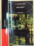 OBLOMOV de I.A. GONCEAROV, 1995