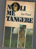 Noli me tangere, Jose Rizal