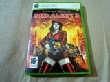 Red Alert 3 Command and Conquer, xbox360, original, alte sute de jocuri!, Actiune, 18+, Single player