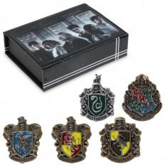 Set 5 Insigne / Brose Casa Hogwarts Harry Potter + Cutie