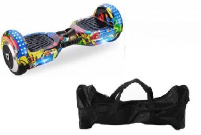 Hoverboard Extreme Balance Junior Craniu 6.5 inch bluetooth ,telecomanda,geanta transport,leduri roti si bat.Samsung! foto
