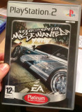 Need For Speed Most Wanted, NFS, PS2, original!, Curse auto-moto, 3+, Single player, Ea Games