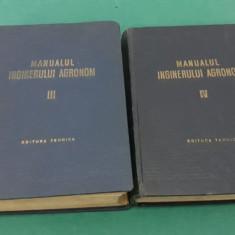 MANUALUL INGINERULUI AGRONOM*VOL. III, IV/1954*CREȘTEREA ANIMALELOR DOMESTICE