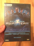 Joc computer PC CD-ROM, in germana, Star Trek Away Team