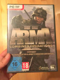 Joc computer PC DVD ROM, in germana, ARMA Combined Operations