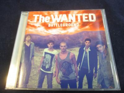 The Wanted - Battleground _ CD,album _ Island ( Europa , 2011 ) foto