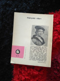 Francois Villon - Poezii Rl