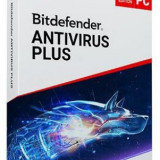 Bitdefender Antivirus Plus 2019, 5 PC, 1 an, Licenta noua, BOX/Retail