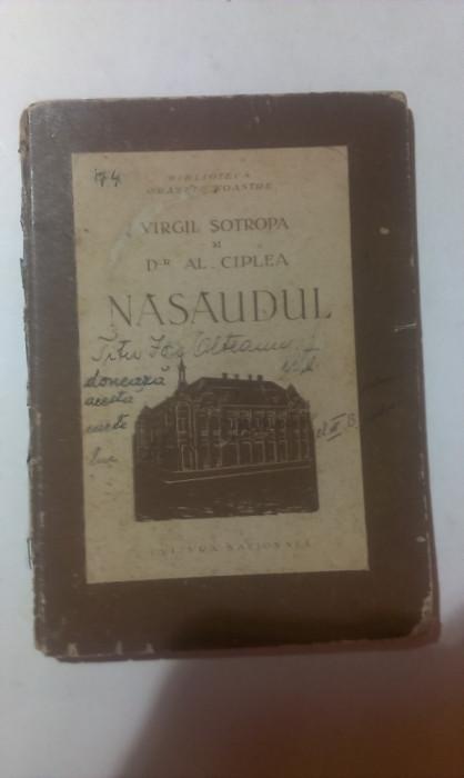 NASAUDUL  de  VIRGIL SOTROPA si DR.AL. CIPLEA