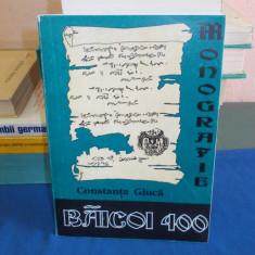 CONSTANTA GIUCA - BAICOI 400 ( MONOGRAFIE ) - 1997