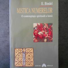 E. BINDEL - MISTICA NUMERELOR