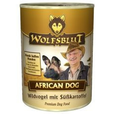 Conservă WOLFSBLUT African Dog, 395 g foto