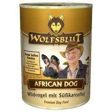 Conservă WOLFSBLUT African Dog, 395 g