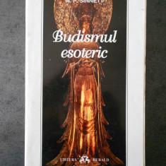 A. P. SINNETT - BUDISMUL ESOTERIC