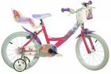 Bicicleta copii 14'' Winx, Dino Bikes