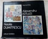ALBUM:OLGA BUSNEAG - ALEXANDRU/ALEXANDRE ISTRATI & NATALIA DUMITRESCU/DUMITRESCO