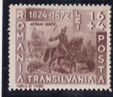 ROMANIA 1942  LP 150  AVRAM  IANCU   MNH