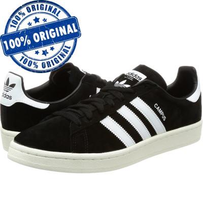 Pantofi sport Adidas Originals Campus pentru barbati - adidasi originali - piele foto