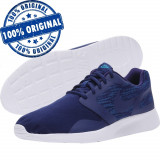 Pantofi sport Nike Kaishi pentru barbati - adidasi originali, 41, 44, Albastru, Textil