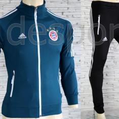 Trening BAYERN MUNCHEN - Bluza si pantaloni conici - Model NOU - 1272, L, M, S, XL, XXL, Din imagine
