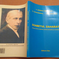 Diabetul Zaharat - C. Ionescu-Targoviste, R. Lichiardopol, Cristian Guja, 2007, Alta editura