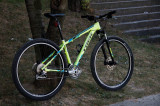 Bicicleta de 29 Trek, 17, 27