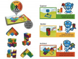 Puzzle - Happy Cube XL CADOU, Happy Cube
