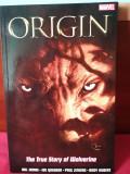 Wolverine-Origin (Marvel Comics)